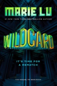 New Release Review & Feature: Wildcard by Marie Lu