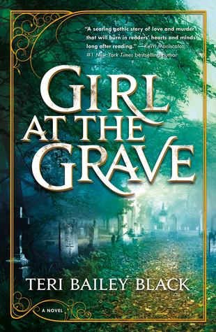 Review: Girl at the Grave by Teri Bailey Black