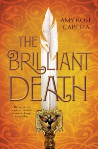 Blog Tour: The Brilliant Death by Amy Rose Capetta
