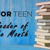 News: Tor Teen Reader of the Month