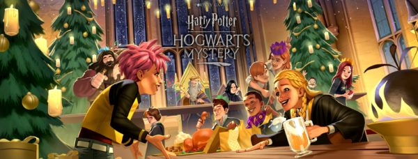 Review: Harry Potter Hogwarts Mystery Mobile Game