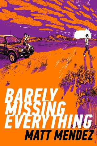 Cover Crush: Barely Missing Everything by Matt Mendez
