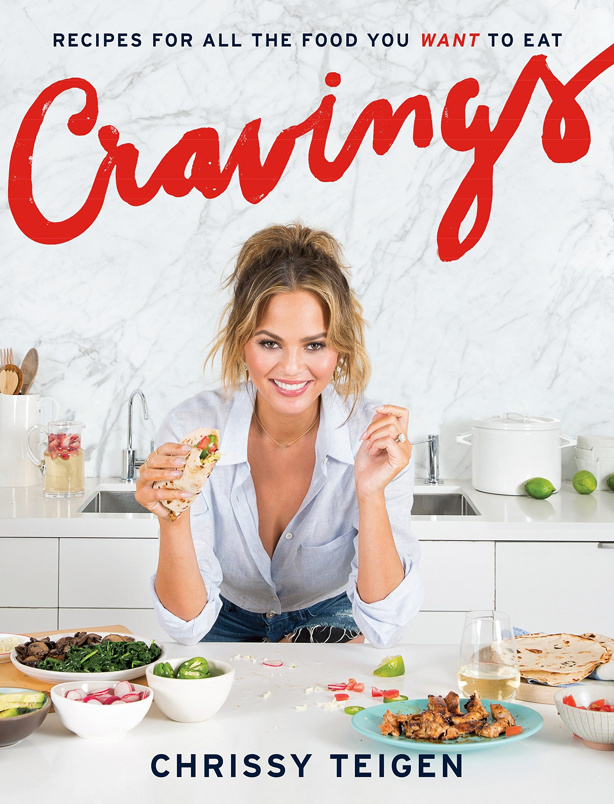 Review & Event Recap: Cravings by Chrissy Teigen
