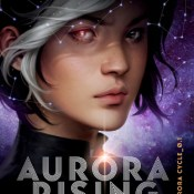 Cover Crush: Aurora Rising by Amie Kaufman & Jay Kristoff