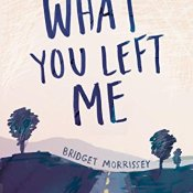 Book Rewind Review: What You Left Me by Bridget Morrissey