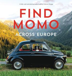 Event Recap & Review: Find Momo Across Europe by Andrew Knapp