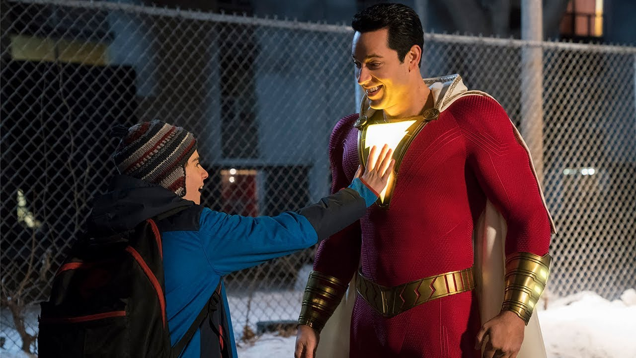Feature & Movie Musings: Preparing for WonderCon 2019 & a Review of Shazam!