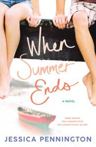 Blog Tour & Giveaway: When Summer Ends by Jessica Pennington