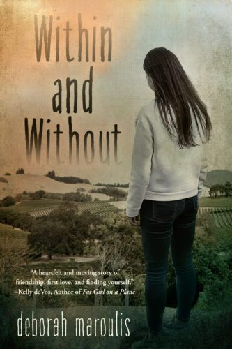 ARC Review: Within and Without by Deborah Maroulis