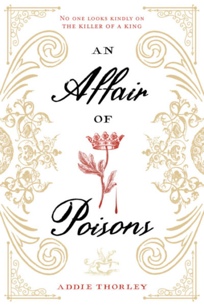 Audiobook Review: An Affair of Poisons by Addie Thorley