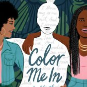 Books On Our Radar: Color Me In by Natasha Diaz