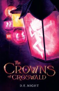 Giveaway: The Crowns of Croswald by D.E. Night