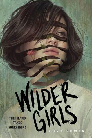 Cover Crush: Wilder Girls by Rory Power