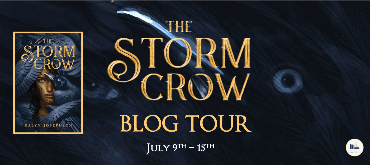 Blog Tour, Interview & Giveaway: The Storm Crow by Kalyn Josephson