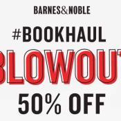 Feature: Barnes & Noble #BookHaul