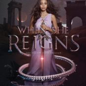 Blog Tour, Review, & Giveaway: When She Reigns by Jodi Meadows