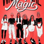 Cover Crush: When We Were Magic by Sarah Gailey
