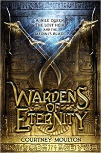 Blog Tour & Review: Wardens of Eternity by Courtney Moulton