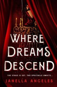 Cover Crush: Where Dreams Descend