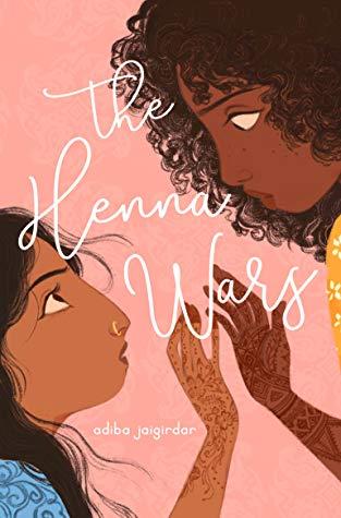 Cover Crush: The Henna Wars by Adiba Jaigirdar