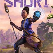 Cover Crush: Shuri: A Black Panther Novel by Nic Stone