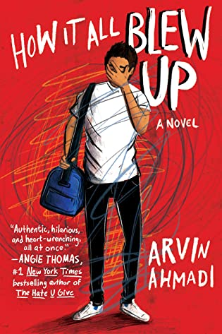 Cover Reveal: How It All Blew Up by Arvin Ahmadi