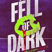 Cover Crush: The Fell of Dark by Caleb Roehrig