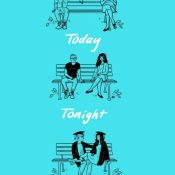 Book Rewind Review: Today Tonight Tomorrow by Rachel Lynn Solomon