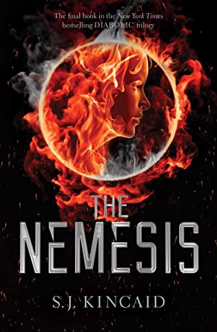 Author Interview & Giveaway: The Nemesis by S.J. Kincaid