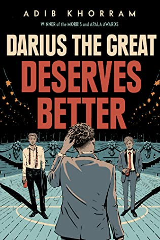 Author Interview & Giveaway: Darius the Great Deserves Better by Adib Khorram