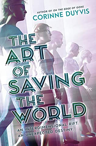 Guest Post & Giveaway: The Art of Saving the World by Corinne Duyvis