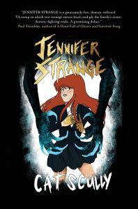 Review: Jennifer Strange by Cat Scully