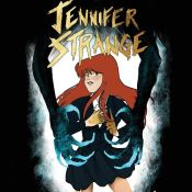 Review: Jennifer Strange by Cat Scully