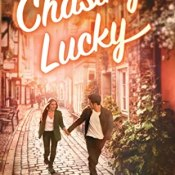 Cover Crush: Chasing Lucky by Jenn Bennett