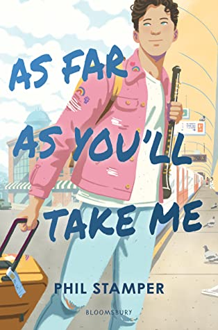 Cover Crush: As Far as You'll Take Me by Phil Stamper