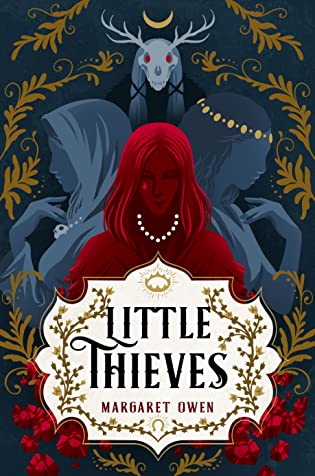 Cover Crush: Little Thieves by Margaret Owen