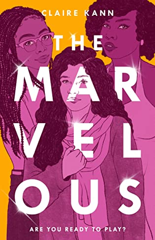 Cover Crush: The Marvelous by Claire Kann