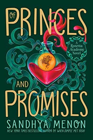 ARC Review: Of Princes and Promises by Sandhya Menon