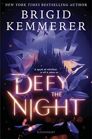 Cover Crush: Defy the Night by Brigid Kemmerer