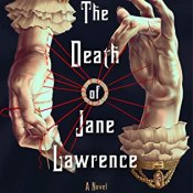 Cover Crush: The Death of Jane Lawrence by Caitlin Starling