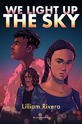 Books On Our Radar: We Light Up the Sky by Lilliam Rivera