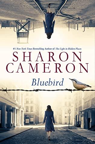 Cover Crush: Bluebird by Sharon Cameron