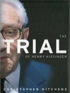 The Trial of Henry Kissinger by Christopher Hitchens 2