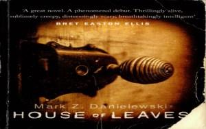 The House of Leaves by Mark Z Danielewski 2