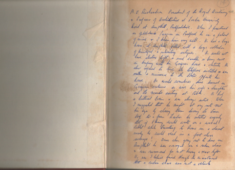 The English Inn Past & Present by A.E. Richardson & H.D. Eberlein