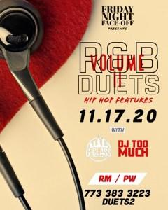 Friday Night Face-Off: R&B Duets