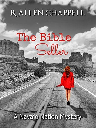 The Bible Seller: A Navajo Nation Mystery