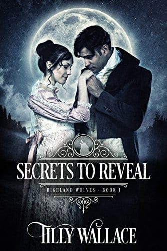Secrets to Reveal (Highland Wolves Book 1)