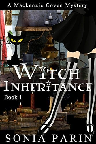 Witch Inheritance (A Mackenzie Coven Mystery Book 1)