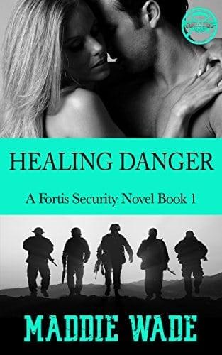 Healing Danger (Fortis Security Book 1)